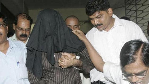 File photo of 1993 Mumbai blasts convict Tahir Merchant.(HT File Photo)