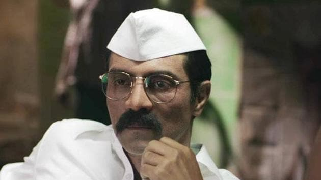 Arjun Rampal plays the lead role of Arun Gawli in Daddy.