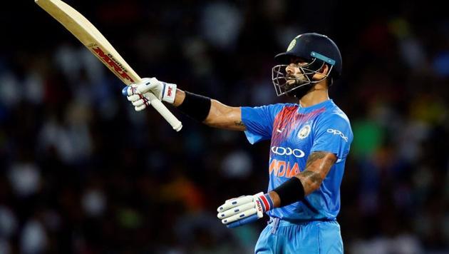 Virat Kohli pummels Sri Lanka in Colombo T20