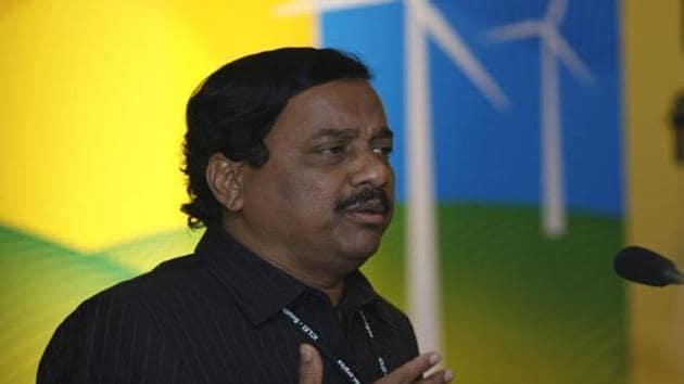Sunil Tatkare(HT FILE)