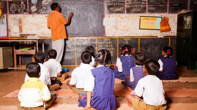 Odisha lawmakers cutting across party lines raised concerns over the poor condition of education in the state assembly on September 14.(Getty Images)