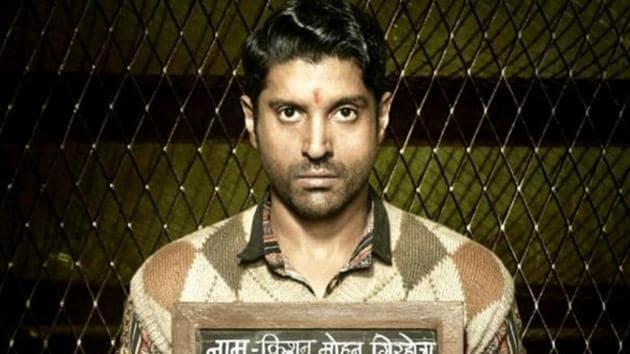 Farhan Akhtar plays a Moradabad guy in Lucknow Central.