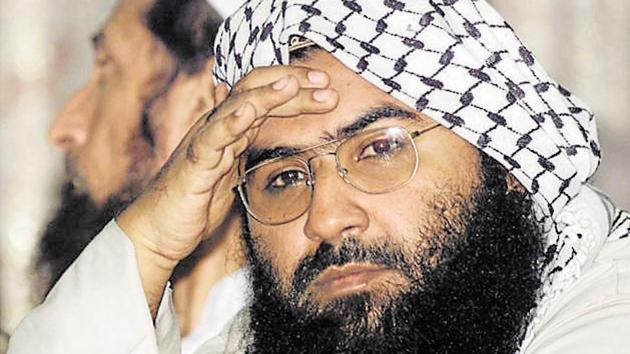 Maulana Masood Azhar attends a pro-Taliban conference in Islamabad in this August 26, 2001 file photograph. Azhar, head of Pakistan's militant Jaish-e-Mohammad party, was freed by a Pakistani court from house arrest on December 14, 2002, prompting India to say the move was proof Pakistan continued to support terrorism.(REUTERS)