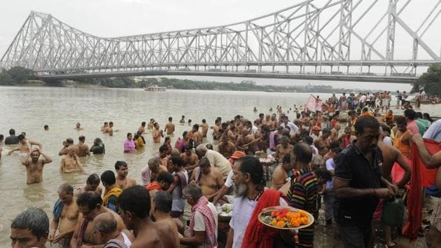 <p>As per Hindu tradition, Mahalaya marks the end of Pitri-paksh and start of Devi-paksha- also the first day of Navaratri. Descendants of the deceased pray to...