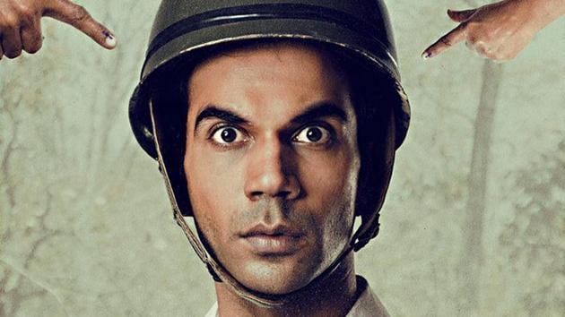 Rajkummar Rao plays the lead in Newton.