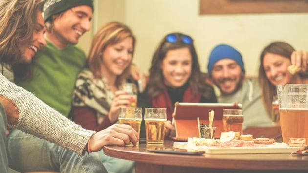 Alcohol related videos have been viewed nearly 97 million times.(Shutterstock)