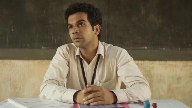 Rajkummar Rao plays a presiding officer in Newton.