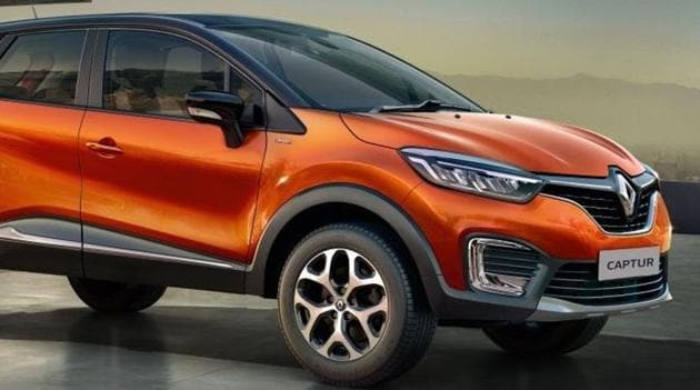 You can book the Captur at an initial amount of Rs 25,000.