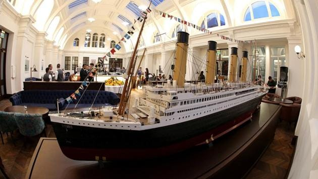 Building where Titanic was born restored into a luxury hotel in Belfast