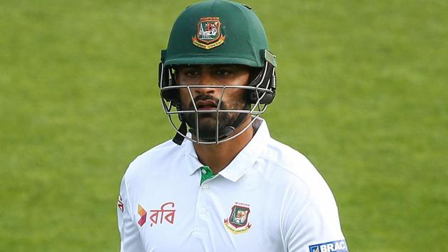 Tamim Iqbal suffered the injury during Bangladesh's warm-up game against South African Invitation XI.(Getty Images)