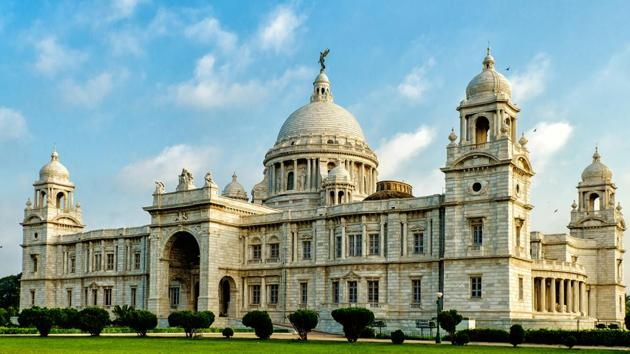 Built in the memory of Queen Victoria, the Victoria Memorial in Kolkata is now a museum and a tourist destination.(Shutterstock)
