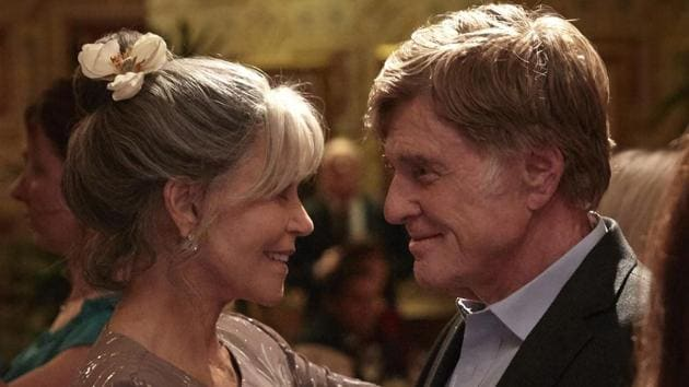 Jane Fonda and Robert Reford unite after four decades in Netflix's Our Souls At Night.