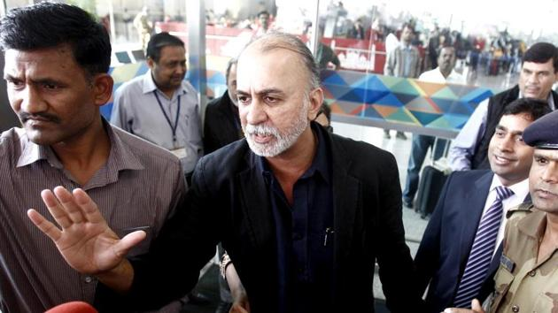 Tarun Tejpal, founder and editor-in-chief of Tehelka.(HT File Photo)