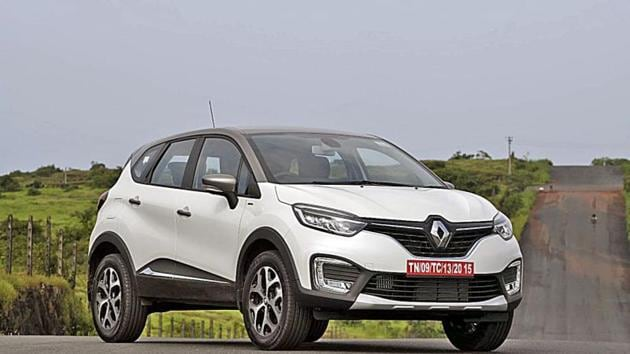 Renault has launched a special variant of the Captur for emerging markets like India.