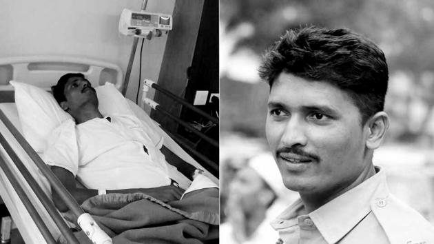 """""""Without a transplant, Deepak will die."""" Helpless father appeals for funds for son's surgery(Ananda Patil)"""