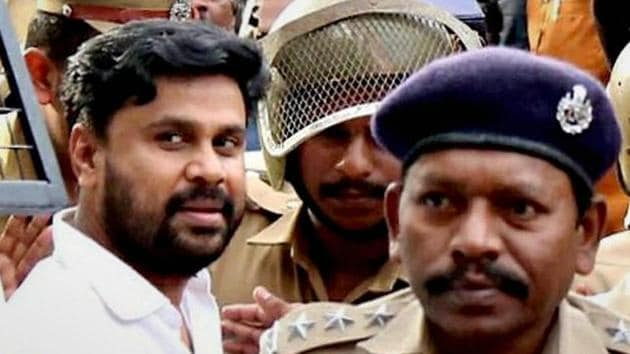 Dileep was reinstated as the Chief of Exhibitiors' Body following an executive meeting in Kochi on Wednesday.(PTI)