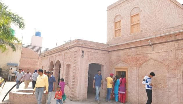 Ancestral House Of Shaheed Bhagat Singh(HT File Photo)