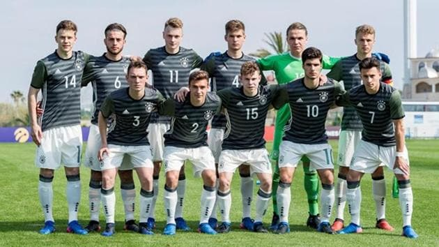 Germany have a strong side but they have never won the FIFA U-17 World Cup and they will be determined to enter the final.(FIFA U-17 World Cup)