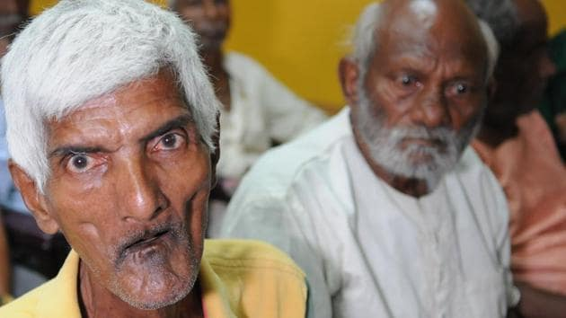Kerala, Goa, Tamil Nadu, Punjab and Haryana are the top five states where the elderly comprise 10% or more of the total population, while the north-eastern states of Arunachal Pradesh, Meghalaya, Nagaland, Mizoram and Assam have the smallest proportion of people aged 60 years or more.(HT Photo/ Representational purpose)