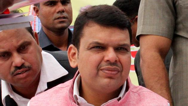 Maharashtra chief minister Devendra Fadnavis(HT File)