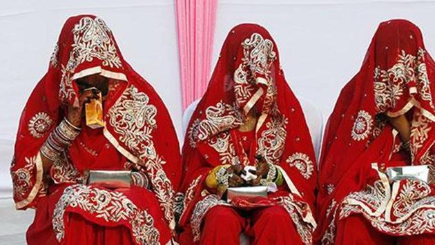 India has 23 million child brides, the government has said.(Pratham Gokhale/HT File Photo)