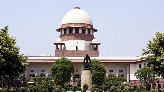 The Supreme Court criminalised sex between a man and his underage wife provided the woman files a complaint within a year.(HT File Photo)