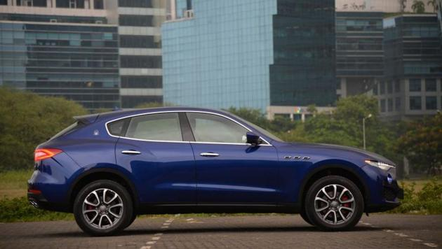The new Maserati Levante takes on Mercedes-Benz GLS and Audi Q7.