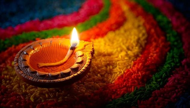 This Dipavali, light lamps of good thoughts and small, sweet acts of loving kindness.(Getty Images/iStockphoto)