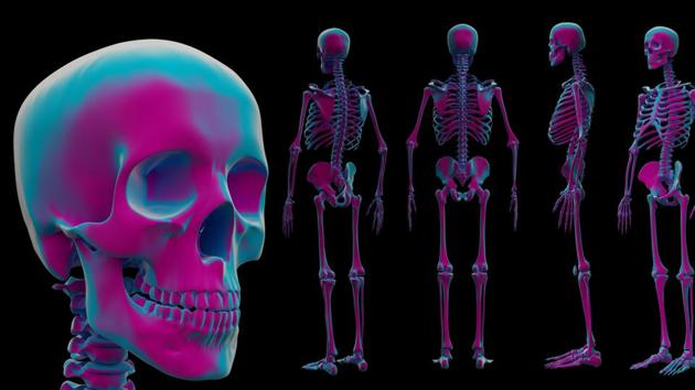 Known as osteoporosis, this disease affects about 80% Indian women and about 1.5 million Indian men.(Shutterstock)