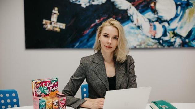 Elena Shifrina's company BioFoodLab produces healthy snack bars that are free from any additives and preservatives.The bars consist only of fruits, nuts, berries and spices. Her company sells 2.5M bars a month in Russia.