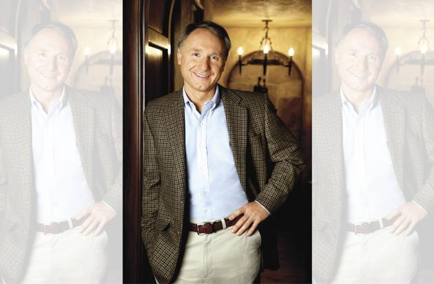 """""""I don't know Hindu symbology enough yet,"""" Dan Brown's first exclusive interview..."""