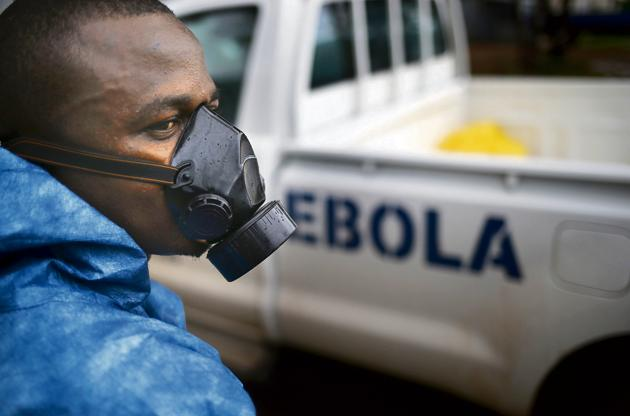 It's vital to think local and connect with the community, said speakers at the Uppsala Health Summit held last week. Using the example of a goat virus epidemic in the 1990s helped locals in West Africa, for instance, understand the importance of quarantine and control an Ebola outbreak.(Getty Images)