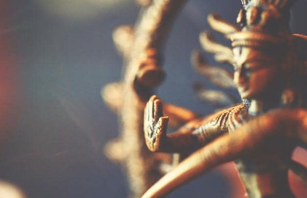 Thoughts of Shiva and a Sanskrit verse can prompt unsparing introspection.(iStock)