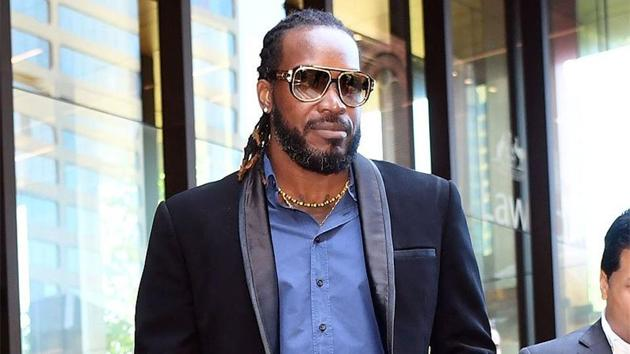 Chris Gayle is embroiled in a case for 'exposing' himself to a masseuse during the 2015 Cricket World Cup in Australia.(Twitter)