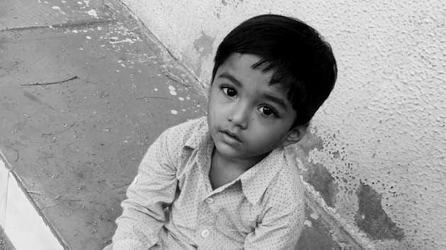 Suffering from an inherited blood disorder known as Thalassemia, little Herin Khokhar needs your help with his Bone Marrow Transplant operation(Kalpesh Khokhar)