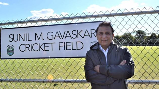 The 'Sunil Gavaskar Field' will serve as the home ground for the Louisville Cricket Club, which is part of the 42- team MidWest Cricket League.(HTPhoto)