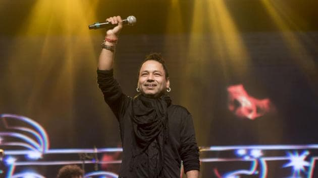 Singer Kailash Kher received the Padma Shri award in 2017 for his contribution to Art - Music.