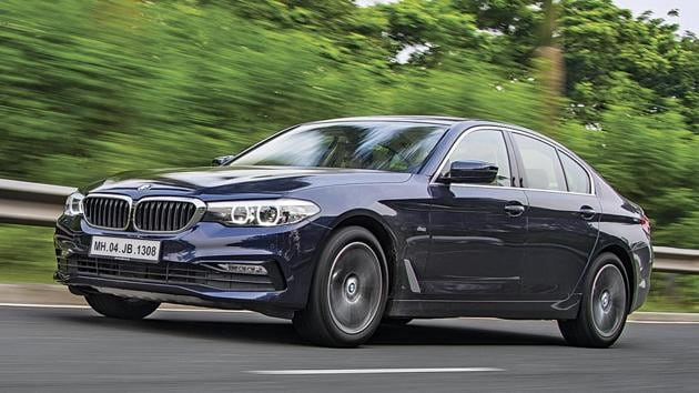 At Rs 52 lakh (ex-showroom), the 530i Sport Line costs exactly as much as the 520d Sport Line, so for once, spec for spec, there's no price disparity between petrol and diesel.