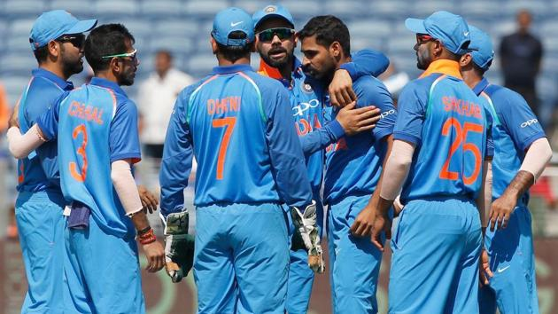 Live streaming and live cricket score of India vs New Zealand 3rd ODI was available online. India beat New Zealand by six runs to win the three-match series 2-1.(BCCI)