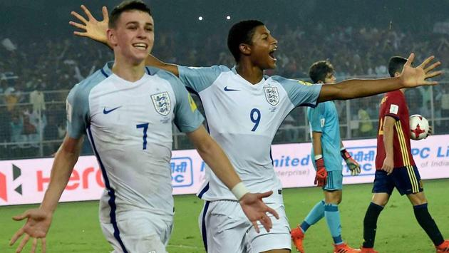 Phil Foden - England's golden boy at the FIFA U-17 World Cup