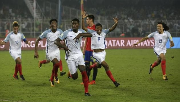 FIFAU-17 World Cup: Kolkata turned out to be a very lucky venue for England