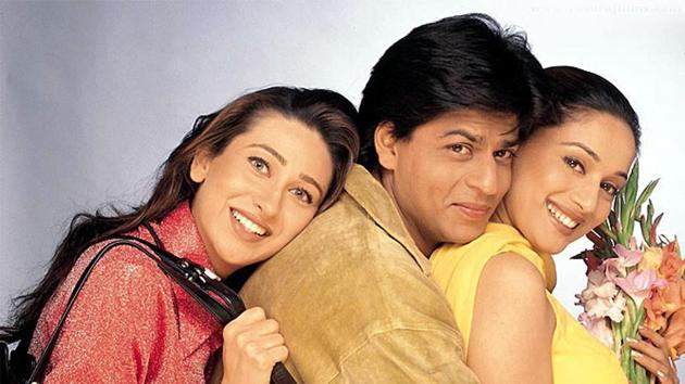 Shah Rukh Khan, Madhuri Dixit and Karishma Kapoor starrer Dil To Pagal Hai completes 20 years of its release today.