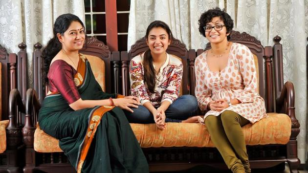 Anjali Menon had earlier worked with Parvathy and Nazriya in Bangalore Days.