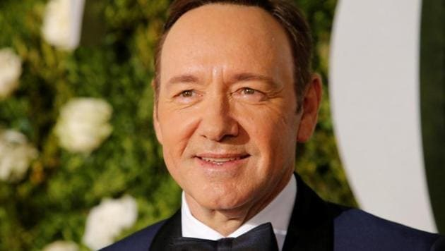 Kevin Spacey has been accused by actor Anthony Rapp of sexual misconduct when he was 14.(REUTERS)