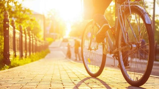 Cycling is simple and easy and does not require special skills or high levels of physical capabilities, which makes cycling perfect for most(Shutterstock)