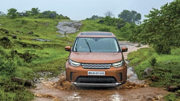Land Rover proudly calls the Discovery its 'most versatile yet'.
