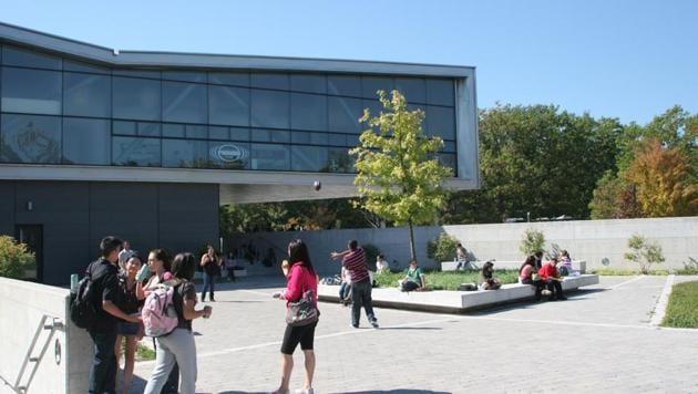 The University of Toronto campus.(Courtesy: University of Toronto)
