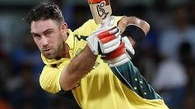 Glenn Maxwell is fighting for a spot in the Australia squad ahead of the Ashes 2017-18 series.(REUTERS)