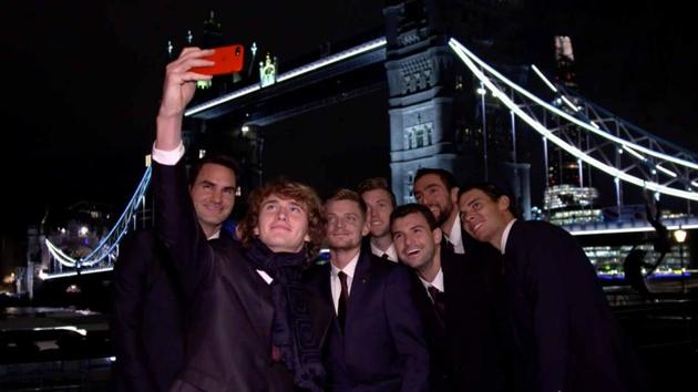 The world's best players have arrived in London ahead of the ATP World Tour Finals which are set to start on Sunday at the O2 Arena. World Number one Rafael Nadal believes the knee injury that forced him out of the Paris Masters won't hinder his chances of competing at the ATP Tour Finals in London. (Video courtesy: Perform)