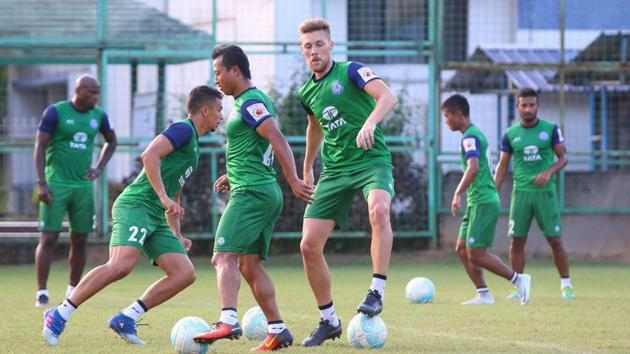 Jamshedpur FC has several players who have featured in earlier editions of Indian Super League.(Twitter)